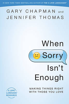 "When ""Sorry"" Isnt Enough"