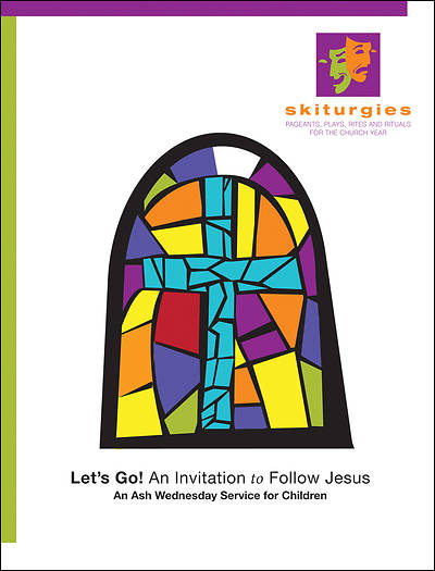 Lets Go! An Invitation to Follow Jesus