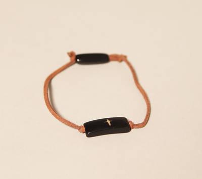 Picture of 1 Wish Bracelet - Black