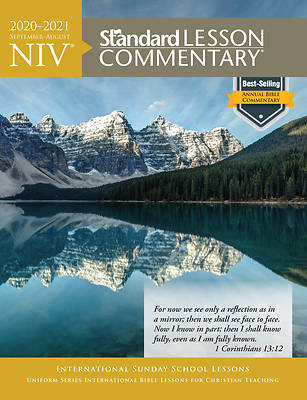 Picture of NIV Standard Lesson Commentary 2020-2021