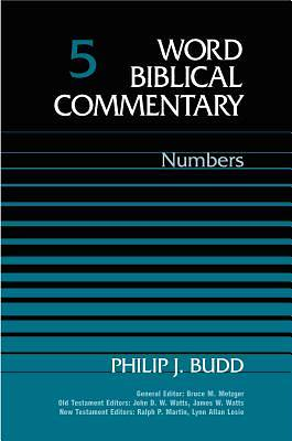 Picture of Word Biblical Commentary - Numbers