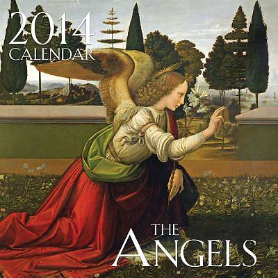 2014 the Angels Wall Calendar