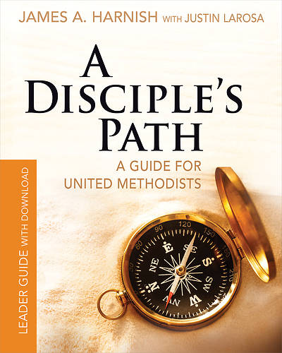 Picture of A Disciple's Path Leader Guide with Download - eBook [ePub]