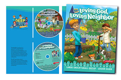 Picture of Deep Blue Connects Large Group/Small Group Kit Digital Download Summer 2020