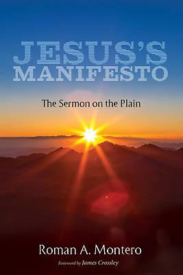 Picture of Jesus's Manifesto
