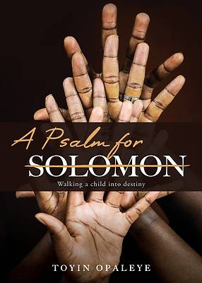 Picture of A Psalm for Solomon
