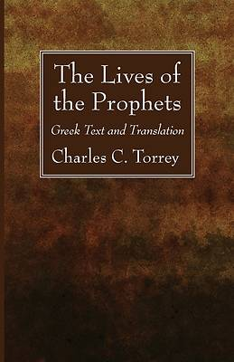 Picture of The Lives of the Prophets