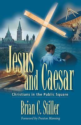 Picture of Jesus and Caesar