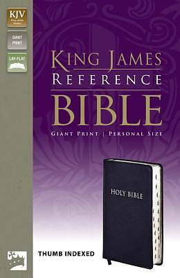 Giant-Print Personal Size Reference Bible-KJV