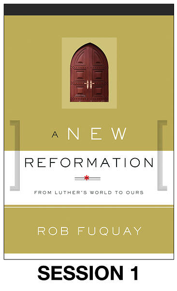 Picture of A New Reformation Streaming Video Session 1