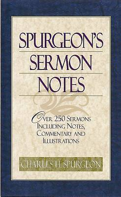 Spurgeons Sermon Notes