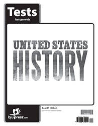 United States History Tests 4th Edition
