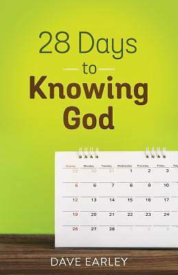 Picture of 28 Days to Knowing God