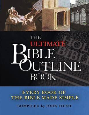 The Ultimate Bible Outline Book