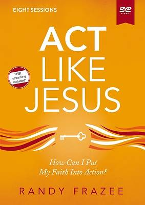Picture of Act Like Jesus Video Study DVD