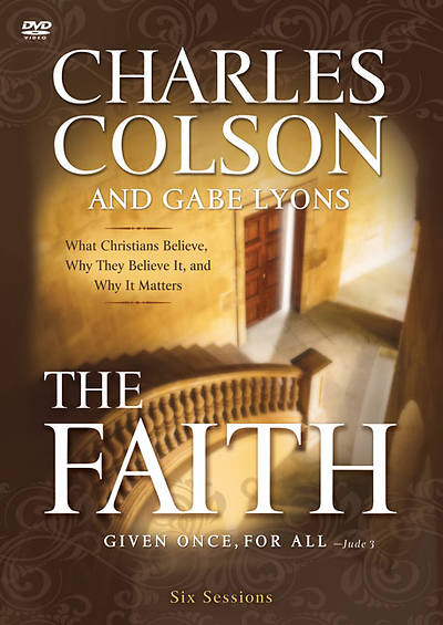 Picture of The Faith DVD