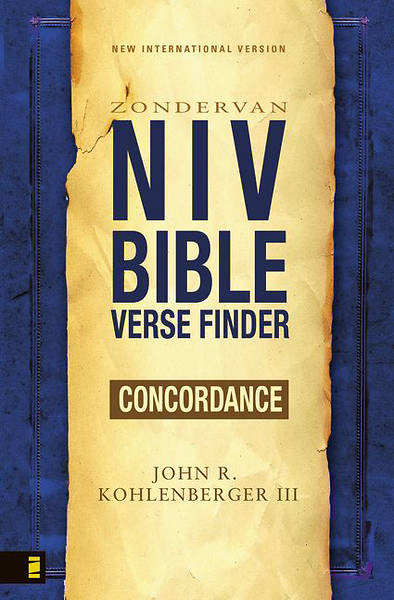 New International Version Bible Verse Finder