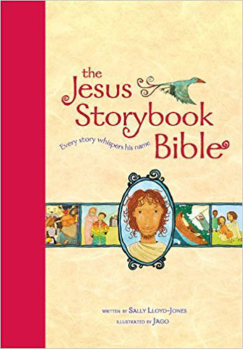 Picture of The Jesus Story Book Bible