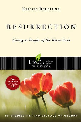 Picture of LifeGuide Bible Study-Resurrection