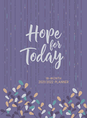 Picture of Hope for Today 2022 Planner