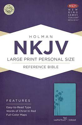 Large Print Personal Size Reference Bible-NKJV