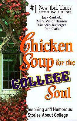 Picture of Chicken Soup for the College Soul