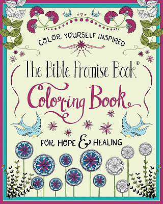 The Bible Promise Book(r) for Hope & Healing Coloring Book