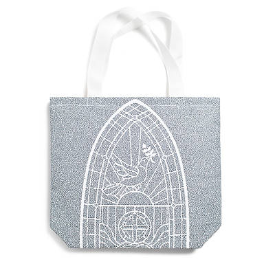 The Bible Tote in Black & White