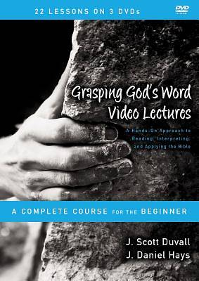Grasping Gods Word Video Lectures