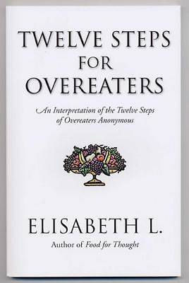 Picture of Twelve Steps for Overeaters Anonymous
