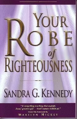 Your Robe of Righteousness