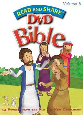 Read and Share DVD Bible Volume 3
