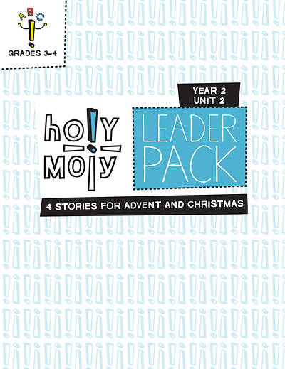 Picture of Holy Moly Grades 3-4 Leader Guide Year 2 Unit 2