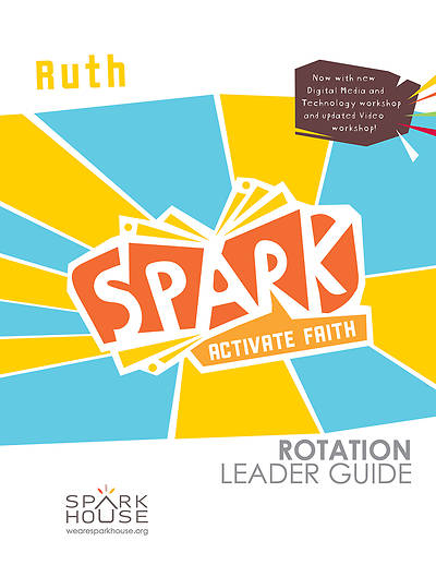 Picture of Spark Rotation  Ruth  Leader Guide