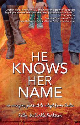 Picture of He Knows Her Name