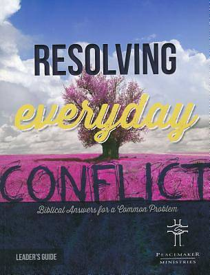 Picture of Resolv Everyday Conflict Leader's Guide