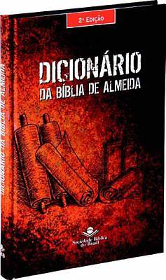 Portuguese Almeida Bible Dictionary - 2nd Edition