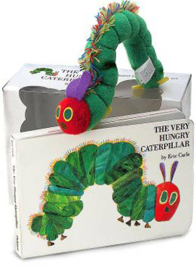 The Very Hungry Caterpillar Board Book and Plush Set [With Plush]