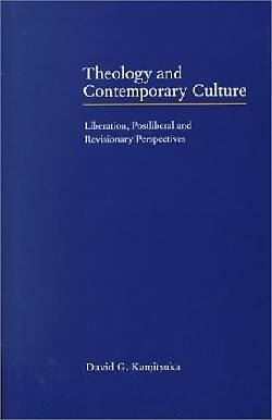Theology and Contemporary Culture
