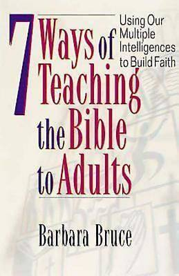 7 Ways of Teaching the Bible to Adults - eBook [ePub]