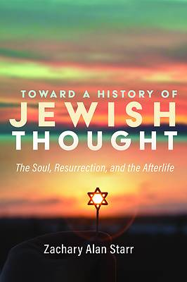 Picture of Toward a History of Jewish Thought