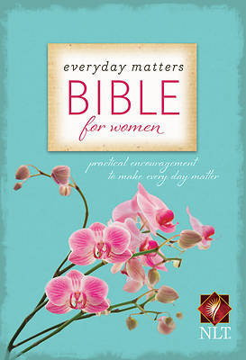 Picture of Everyday Matters Bible for Women-NLT