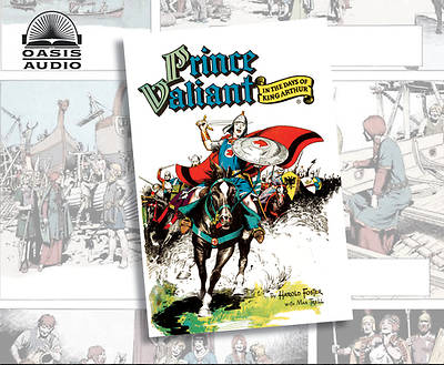 Picture of Prince Valiant in the Days of King Arthur (Library Edition)