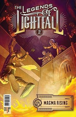 Picture of The Legends of Lightfall - Volume Two