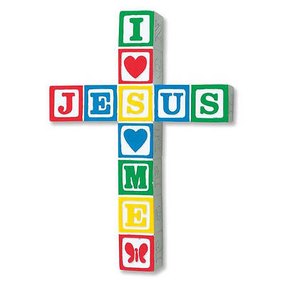Picture of Blessed Are You Wall Cross
