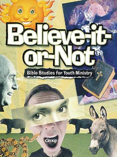 Believe-It-Or-Not Bible Studies