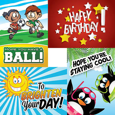 Just For Fun! Kids - Assortment Pack Boxed Cards - Box of 12