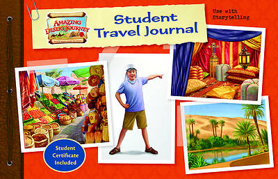 Concordia Vacation Bible School 2012 Amazing Desert Journey Student Travel Journal Elementary Leaflets