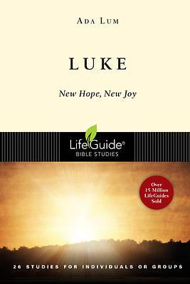 Picture of LifeGuide Bible Study - Luke