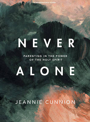 Picture of Never Alone - Bible Study Book